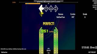 Stepmania OwOver!! (kmsn bootleg UKG remix) Rank A
