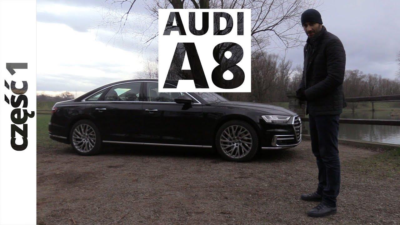 Audi A8 50 TDI 3.0 286 KM, 2017 – test AutoCentrum.pl #369