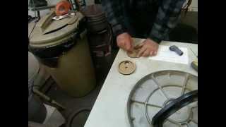 Dewalt Scroll Saw Dust Collection System