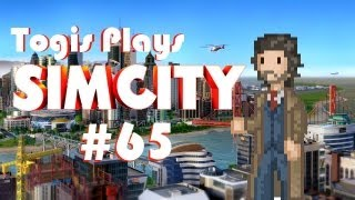 Let's Play SimCity - Ep 65: Solar Farm construction 2 out of 3