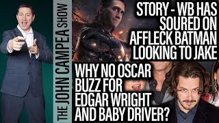 Report Says Batman To Soft Reboot DCEU With WB Ready To Move On From Affleck - The John Campea Show
