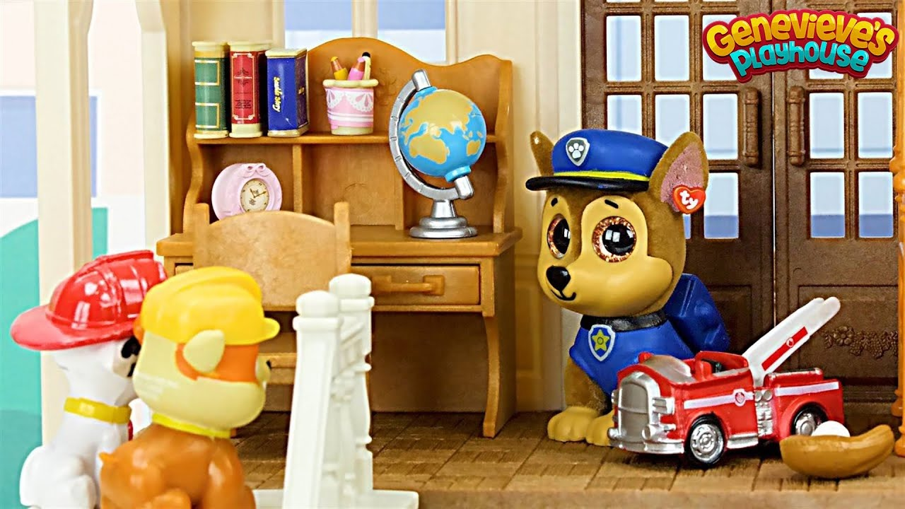 Best Toy House Videos For Kids Paw Patrol Peppa Pig
