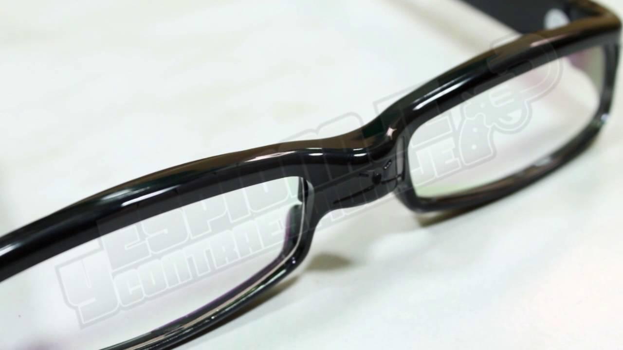 Gafas con cámara espía - YouTube