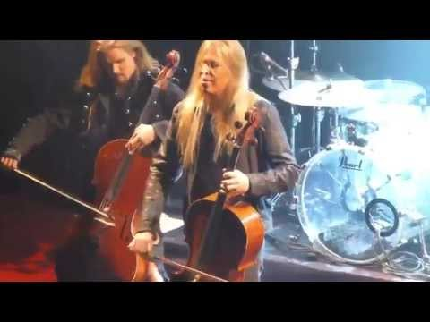 Apocalyptica - Full Show, Live at The Fillmore, Silver Spring Maryland on 4/29/15