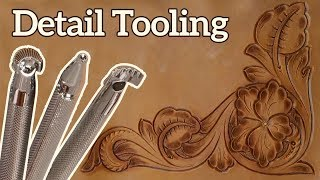 Introduction to Floral Tooling: Detail Tooling