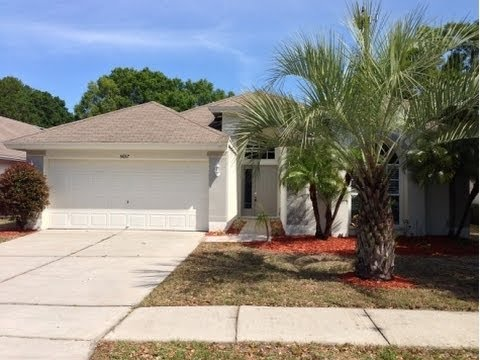 NW Tampa: 2035 sq. ft. 3/2 Home at 5657 Paddock Trail Dr.