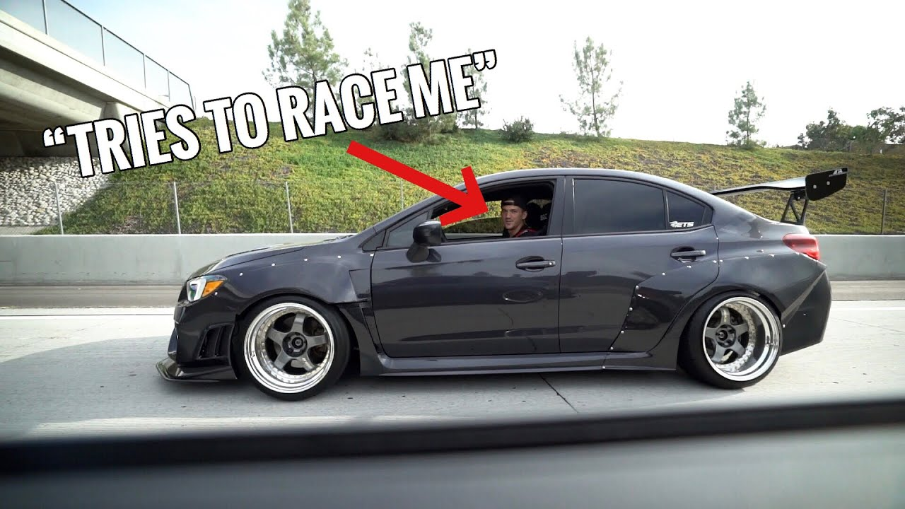 WRX OWNERS WILL NOT LEAVE ME ALONE! (450HP BRZ)