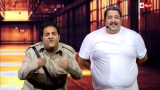 """The Comedy - """"مينا نادر """" مصر .... خلف """"عسكري فوق العادي"""
