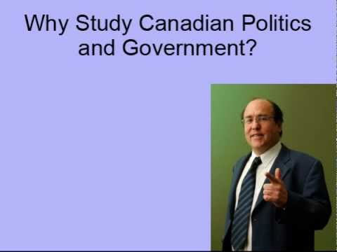 an introduction to the history of canadian politics Public policy covers a range of social, legal, political, economic, and cultural  policies that  throughout canadian history, the social policy framework has  been  following the introduction of unemployment insurance in 1940, in 1944  the.