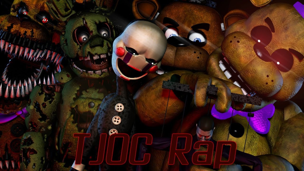 Download [SFM/FNaF] TJOC RAP\FNAF RAP REMIX By JT Music