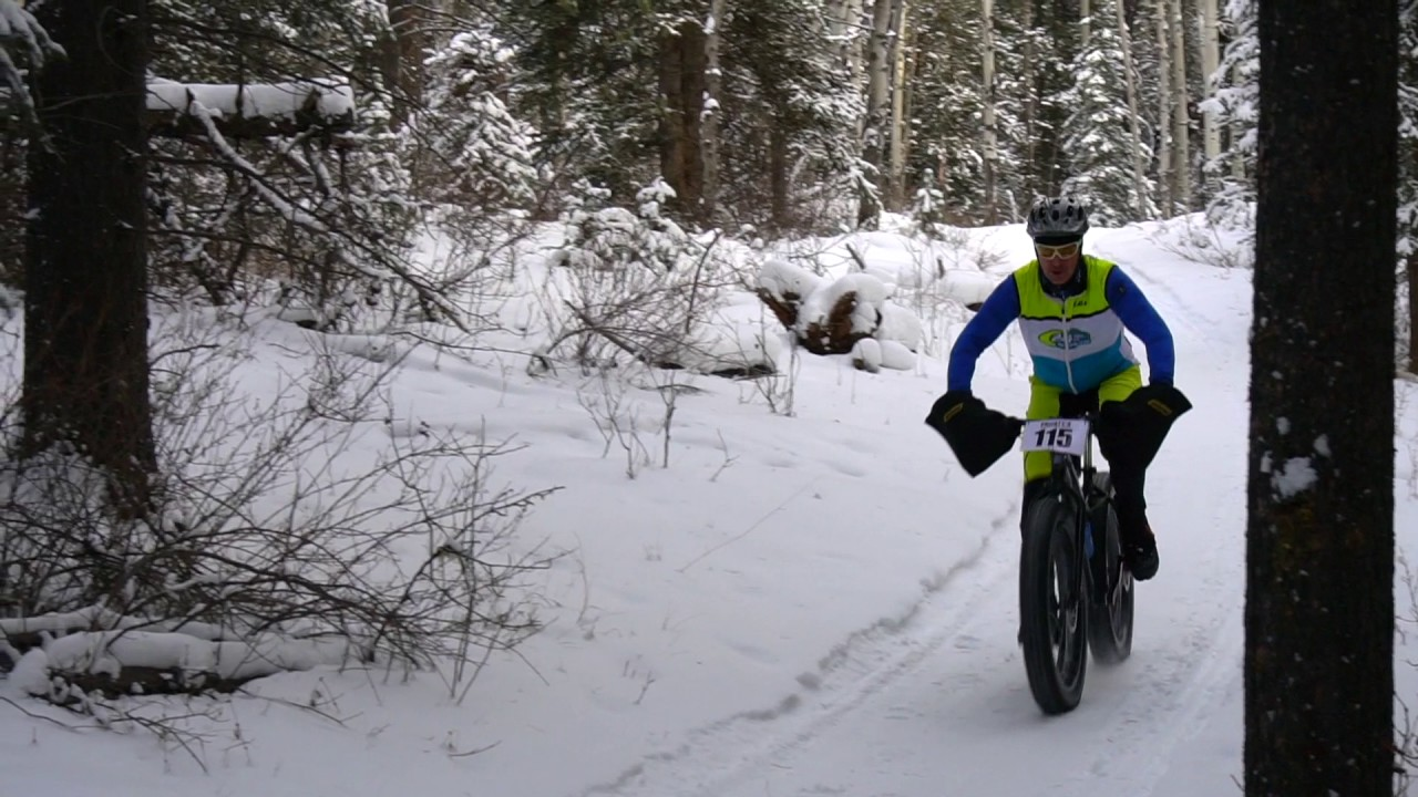 Frosty S Fat Bike Race Series 2017 Event 2 Xc Enduro