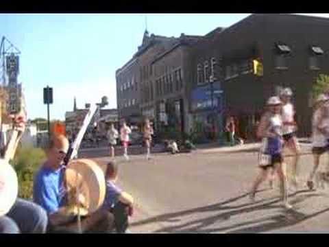 2008 Scheels Marathon Irish Band on Broadway