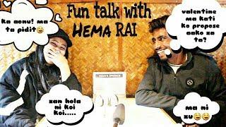 Fun Talk With Hema Rai | Valentines Special | Arsha Zone
