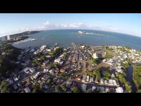Fajardo, Puerto Rico - Drone Phantom 2