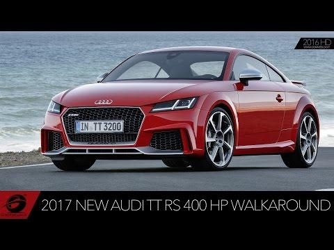 2017 NEW Audi TT RS | WALKAROUND Exterior Interior Design