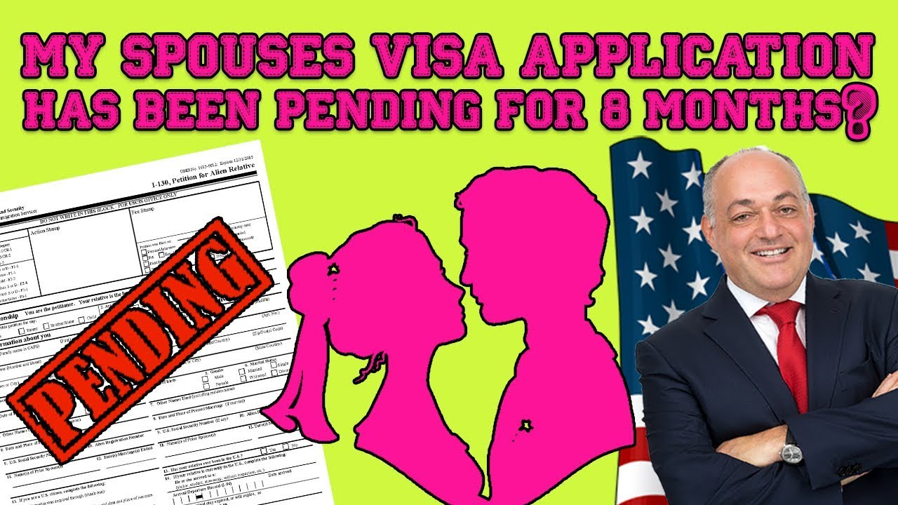 Immigration Advice: My Fiance Visa Application Has Been Pending for 8  Months  (2019)