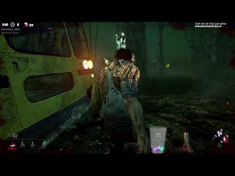 Dead by Daylight RANK 1 SURVIVOR! - DAMN HES QUICK!