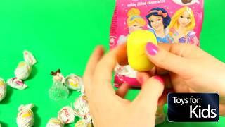 Игрушки Принцессы Диснея Принцесса Твайлайт Спаркл Играем в Куклы с Катей