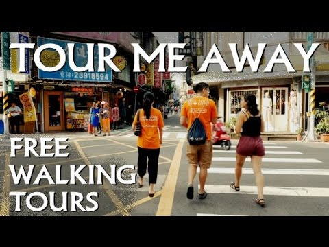 {Free Tour} Taiwan Travel -- TOUR ME AWAY Taipei Walking Tours