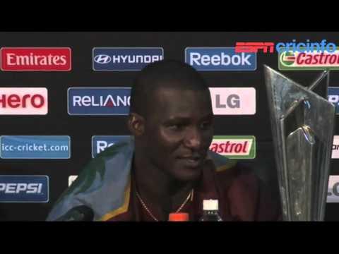 Post-match Press Conference - Sri Lanka v West Indies, Final, World T20, 2012