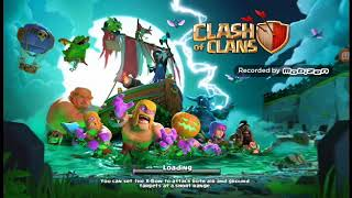 """REMOVING THE """"HALLOWEEN OBSTACLES"""" IN """"CLASH OF CLANS"""" WHAT HAPPEN ???"""