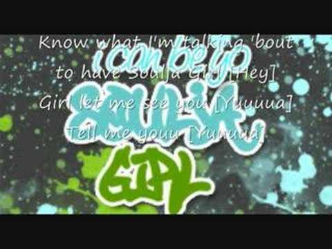 Soulja Boy Tell Em- Soulja Girl ft. I-15+lyrics