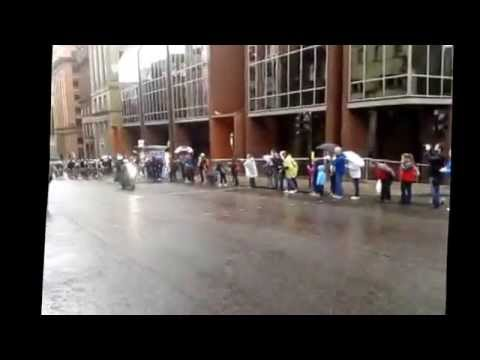 Aug 3, 2014 Commonwealth Road Cycling St Vincent Street Glasgow