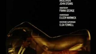 Classic Film Theme ~ Goldfinger (Opening titles sequence)