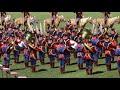 モンゴル・ナーダム祭 開会式パレード入場 の動画、YouTube動画。