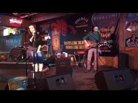 "Mandi Stapleton singing ""Killing Me Softly"" at Paradise Park, Nashville, Tn"