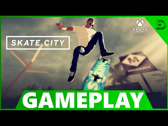 SKATE CITY | O TONY HAWK'S DOS INDIES E 1000G BACANUDO!