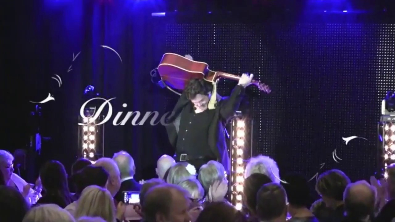 "Ellinor ""Hellinor"" Asp & Ricardo Ausin - Live at Kistamässan, Stockholm"