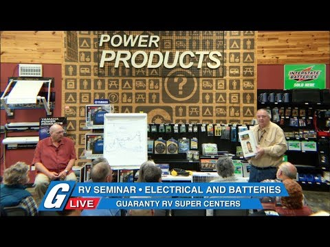 G-Live Presents: RV Electrical Systems • Guaranty.com