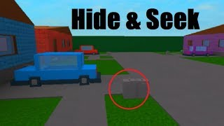 Hide & Seek | Blox Hunt (ROBLOX)