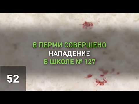 Нападение в пермской школе №127: главное за 60 секунд