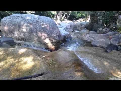 River Near Lozzi, Corsica