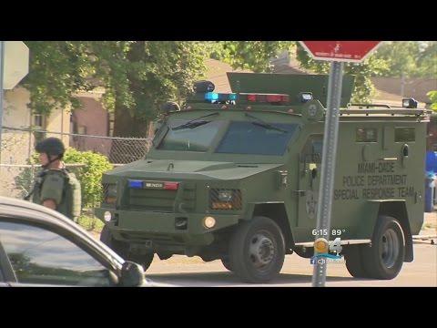 Miami Police Want Military-Style Body Armor