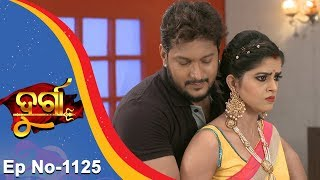 Durga | Full Ep 1125 | 17th July 2018 | Odia Serial - TarangTV