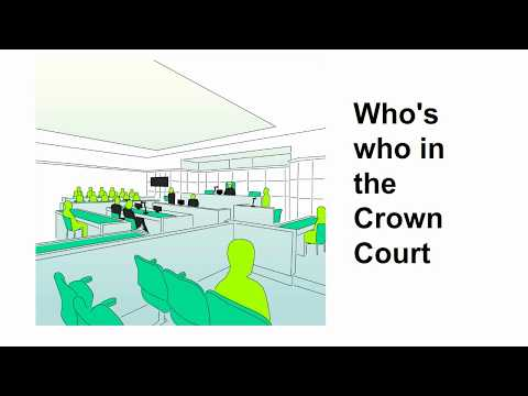 Coming To Crown Court