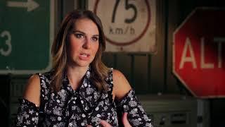 Sicario Day of the Soldado - Itw Molly Smith (official video)