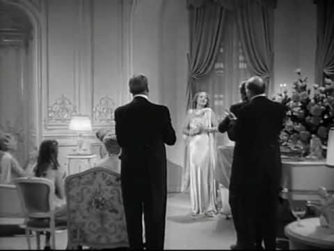 Jeanette MacDonald sings Pardon Me Madam from Rose Marie.