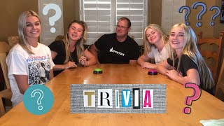 FOUR BLONDES PLAY TRIVIA...