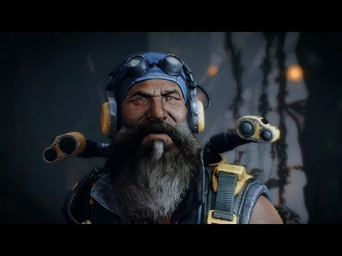 Evolve - Happy Hunting Trailer