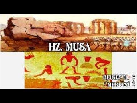 Hz.Musa ve Firavun: Mısır National Geographic Belgesel