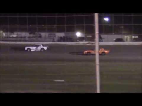 Pure Stocks @ Lubbock Speedway 4-24-15