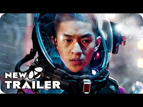 THE WANDERING EARTH Trailer (2019) Sci-Fi Movie