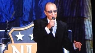 """Tony Renis sings his original """"Quando, Quando, Quando"""" at the NIAF Gala"""