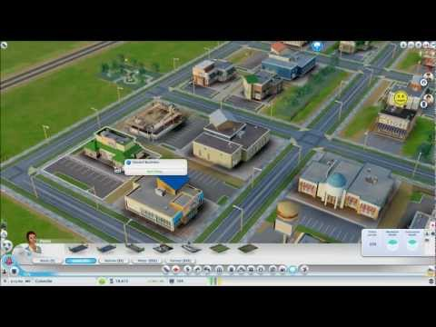 Let's Play Simcity 2013 With Friends - Part 1 - Off To A Great Start