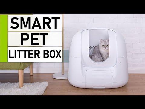 Top 10 Best Smartest Self Cleaning Pet Litter Box