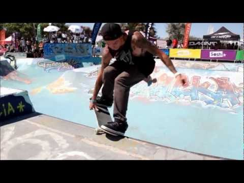Sosh Freestyle Cup 2012 / World Cup Skateboarding